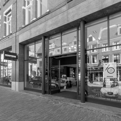 Morpheus - Vooraangevel Utrecht