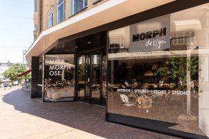 Morph Design - Vooraanzicht Filiaal
